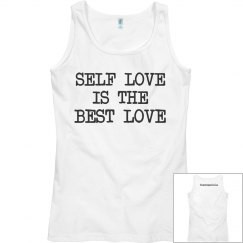 Self Love, Best Love Tank
