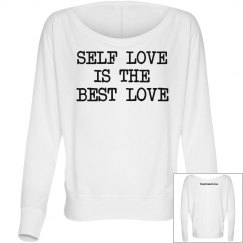 Self Love, Best Love Long Sleeve