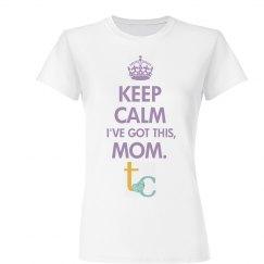 I've got this, mom.