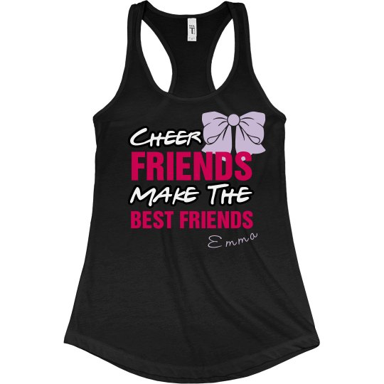 BFF Cheer Friends
