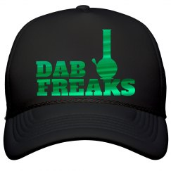 Dab Freaks Bong