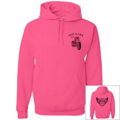 RIDERS SAFETY HOODIE