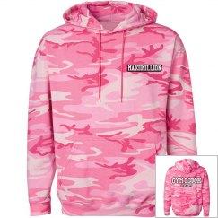 MaxiiMillions GYM BITCH hoodie