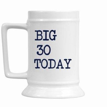 Big 30 Today Stein