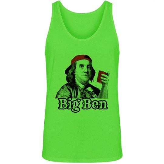 Big Benjamin Franklin