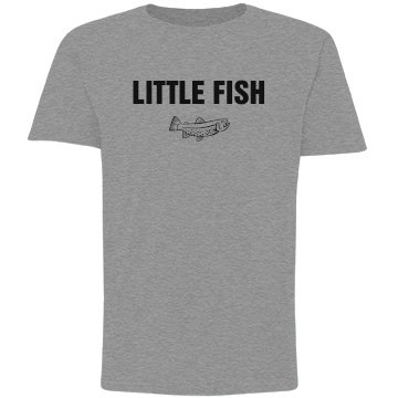 Big fish little fish matching for Big fish little fish