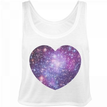 Big Galaxy Heart