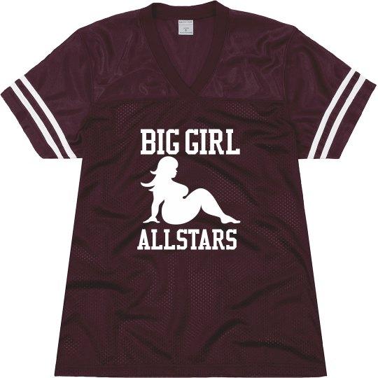 BIG GIRL ALLSTARS