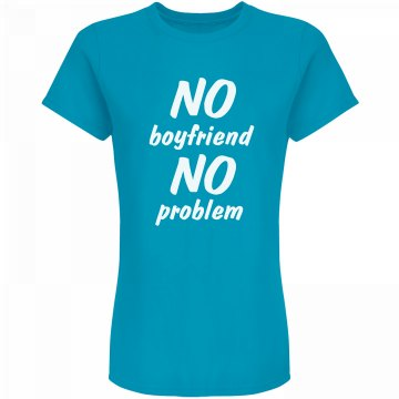 Big No Boyfriend Problems