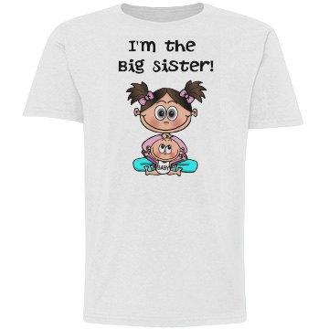 Big Sister 2 brunette/tan