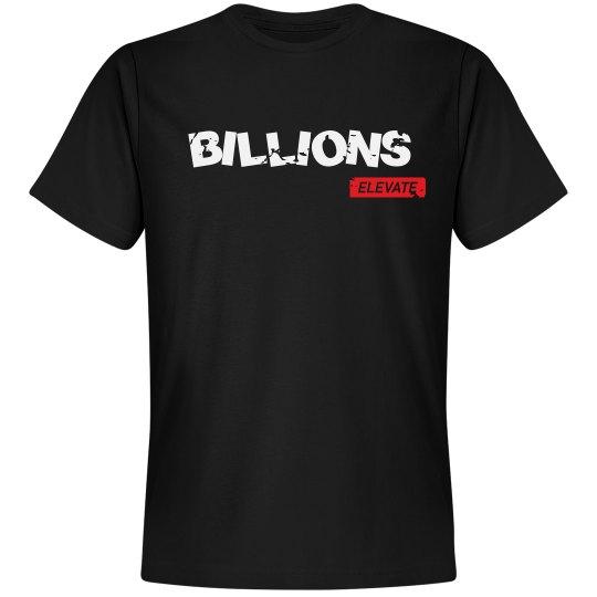 Billions Elevate Tee