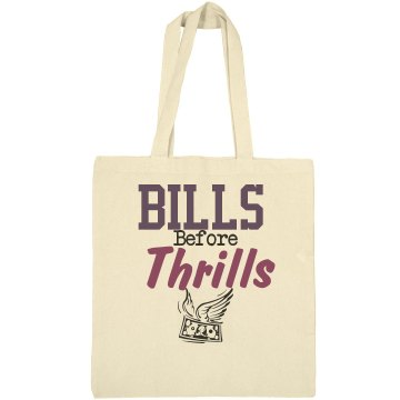 Bills first tote