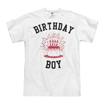 Birthday boys aunt