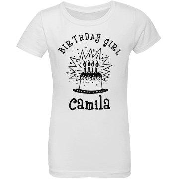 Birthday Girl..Camila