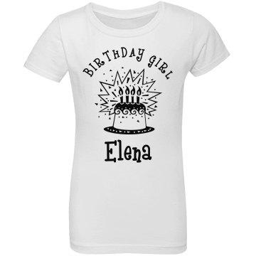 Birthday Girl..Elena