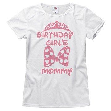 Birthday Girl's Mommy