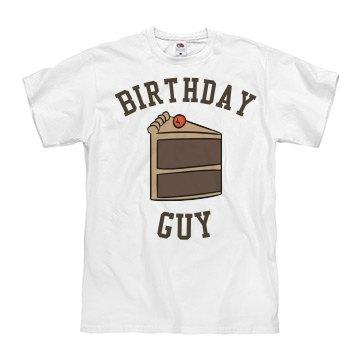 Birthday guy