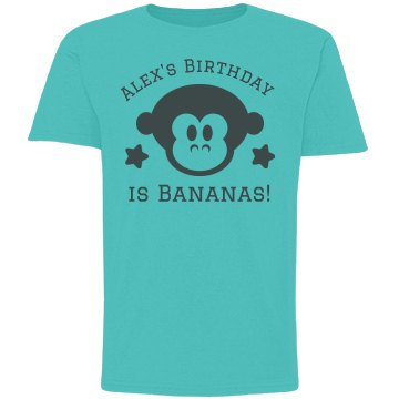 Birthday Is Bananas
