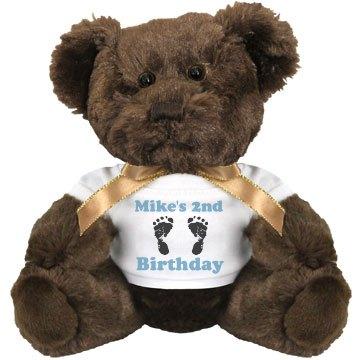 Birthday Teddy Bear
