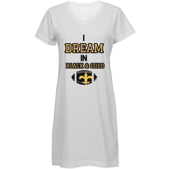 Black & Gold Dream