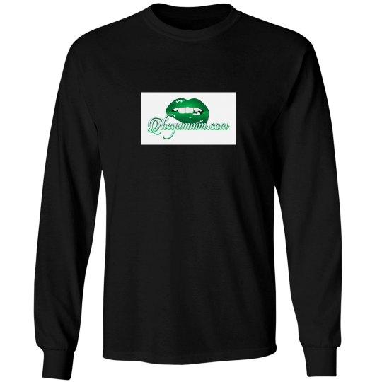 Black & green long sleeve