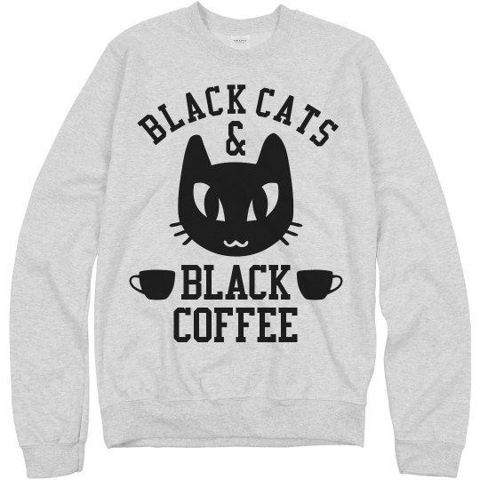 Black Cats And Black Coffee