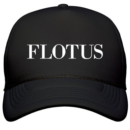 Black FLOTUS Hats