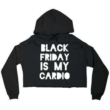 Black Friday Cardio Queen