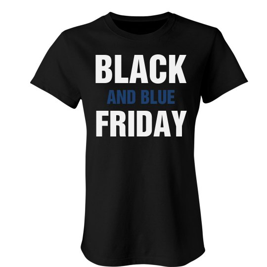 Black Friday Warrior Tee