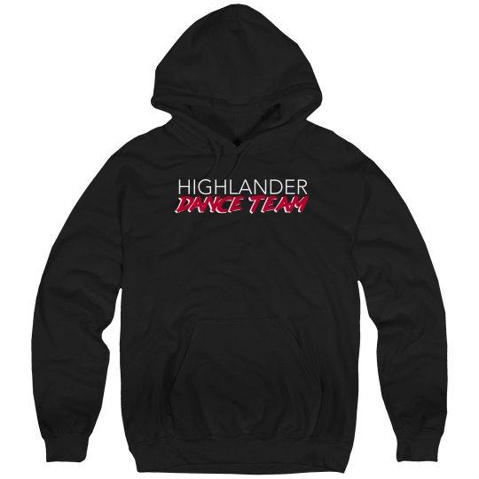 Black HDT Hoodie