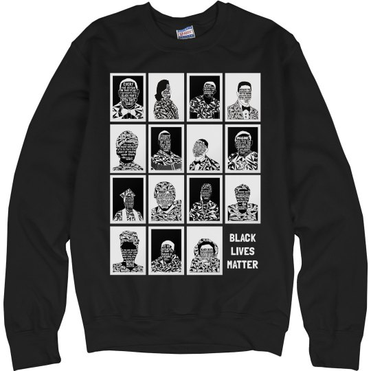 Black Lives Matter - Art Series - Black Voices