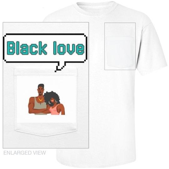 Black love (T-shirt)