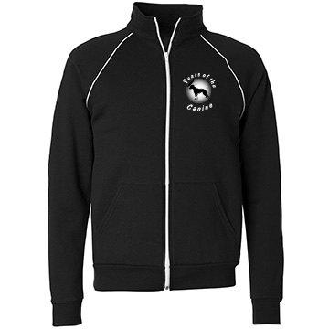 Black Resurrected Angel jacket