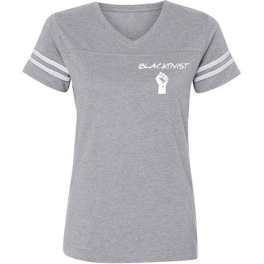 Blacktivist grey female sport