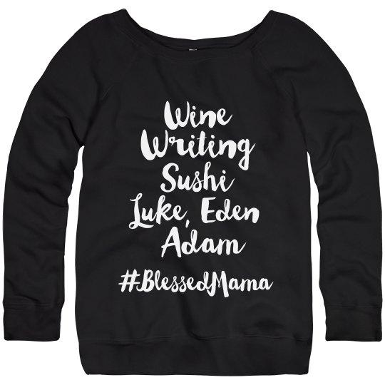 Blessed Mama List