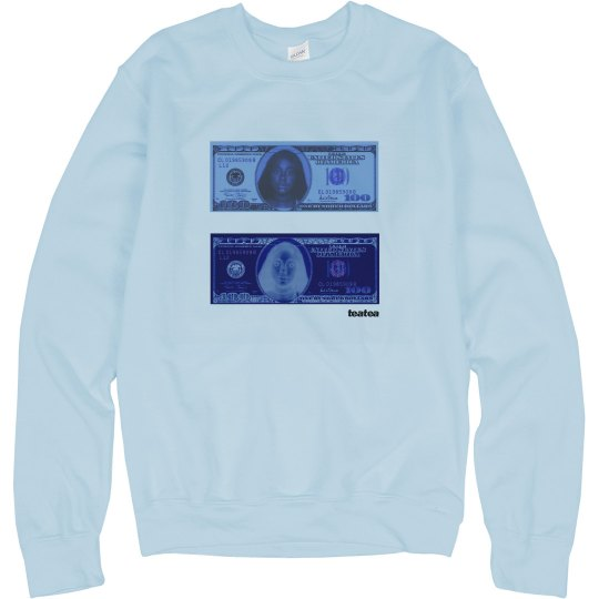 blu bills tt - sweatshirt