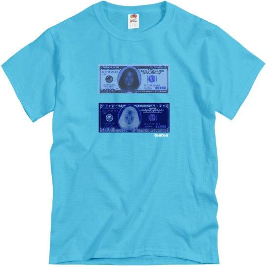 blu bills tt - tshirt