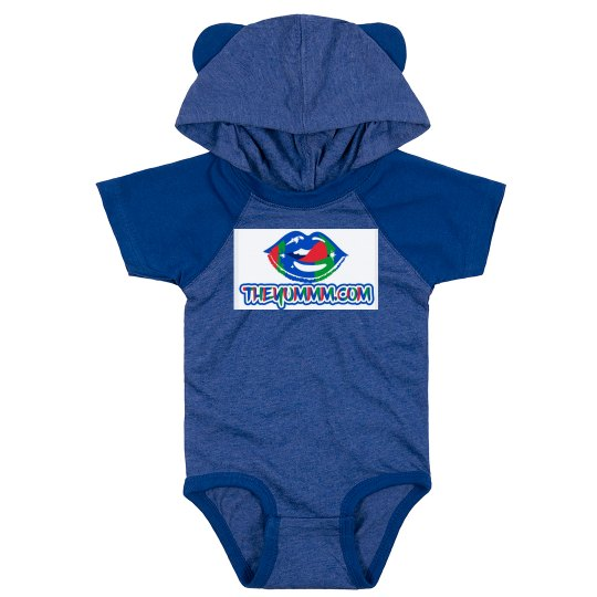 Blue babii hoodie