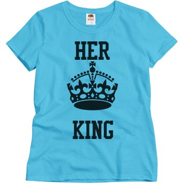 BLUE HER KING