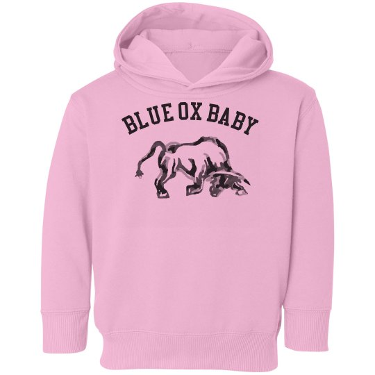 Blue Ox For Kids