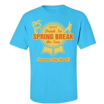 Blue Ribbon Spring Break