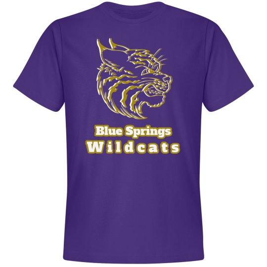 Blue Springs HS - Ultrasoft - Wildcats