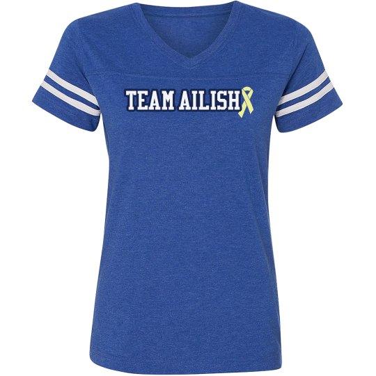 BLUE Team Ailish