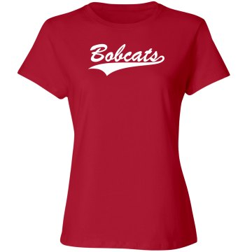 Bobcats sports shirt