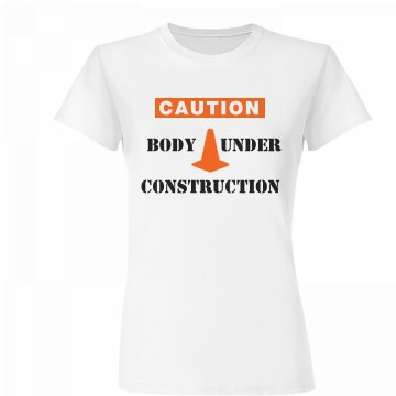 Body Under Construction Workout Tee