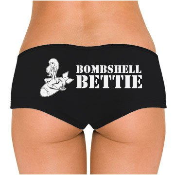 Bombshell Bettie Shorts
