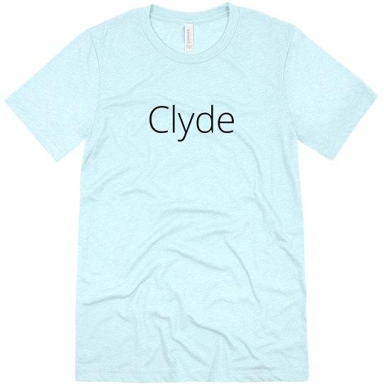 Bonnie & Clyde Shirt