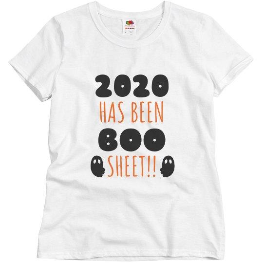 Boo Sheet 2020 T-Shirt