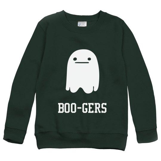 Boo-Gers Youth Sweatshirt