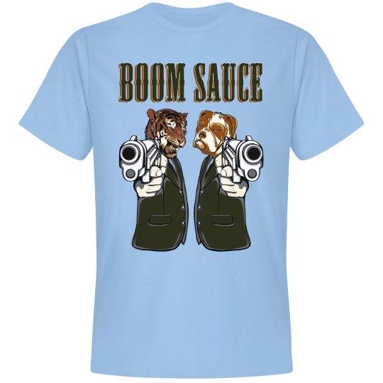 Boom Sauce Pulp Fiction